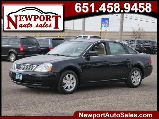 Ford Five Hundred 4dr Sdn SEL AWD 2007