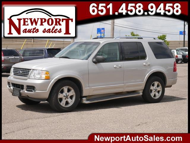 """Ford Explorer 4dr 114"""" WB 4.0L Limited 4WD 2003"""