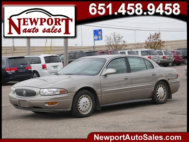 Buick LeSabre 4dr Sdn Limited 2001