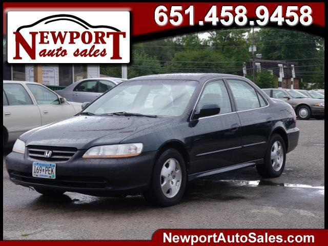 2001 Honda Accord EX w/Leather
