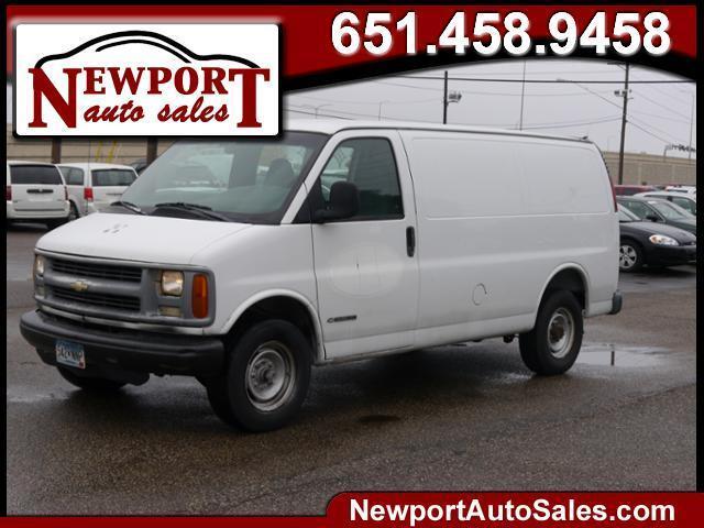1999 Chevrolet Express 3500 Cargo