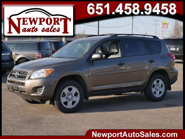 2009 Toyota RAV4 FWD 4dr 4-cyl 4-Spd AT (Natl)