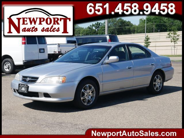 2000 Acura TL 4dr Sdn 3.2L w/Navigation System