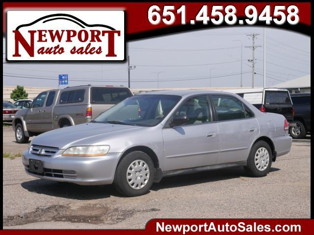 2002 Honda Accord Value Package Sedan