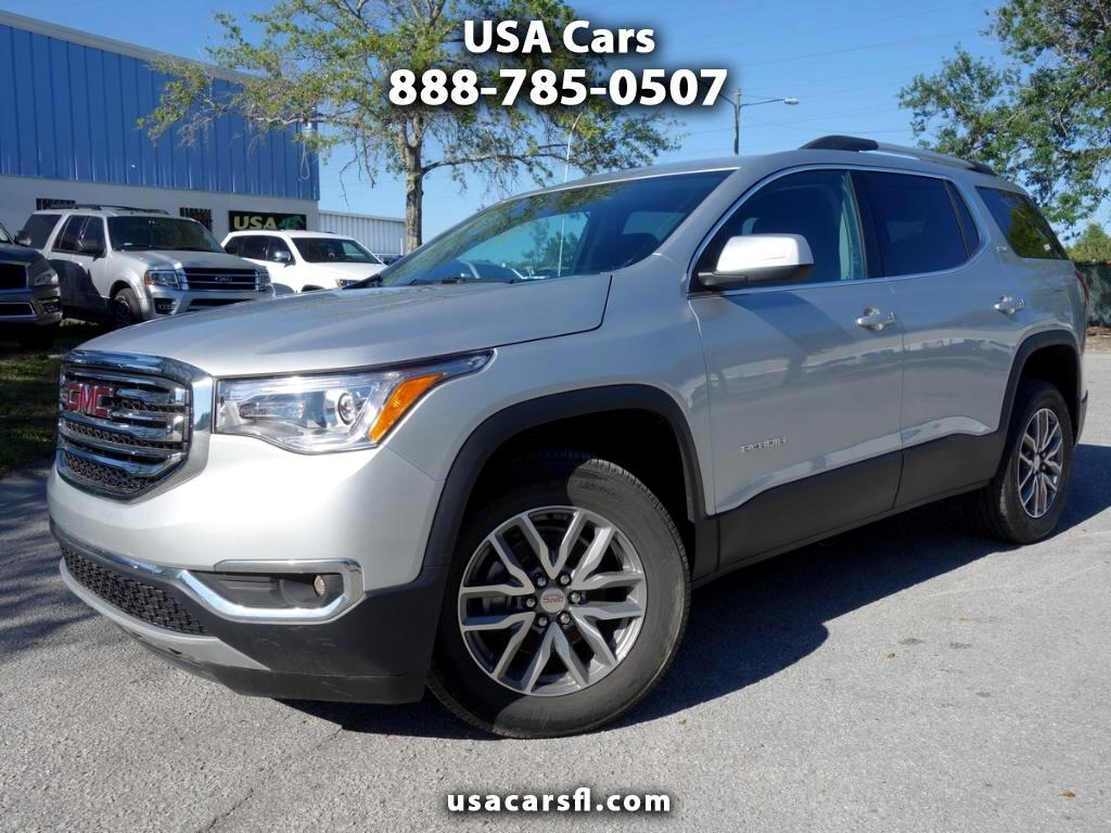 Perfect 2017 GMC Acadia SLE2 Used Cars In Clearwater, FL 33762
