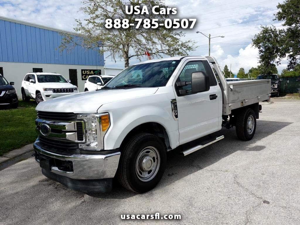 2017 Ford Super Duty F-250 SRW XL 2WD Reg Cab 8' Box