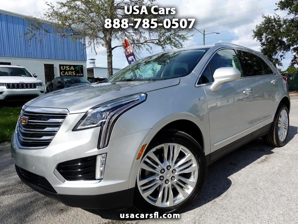2018 Cadillac XT5 FWD 4dr Premium Luxury