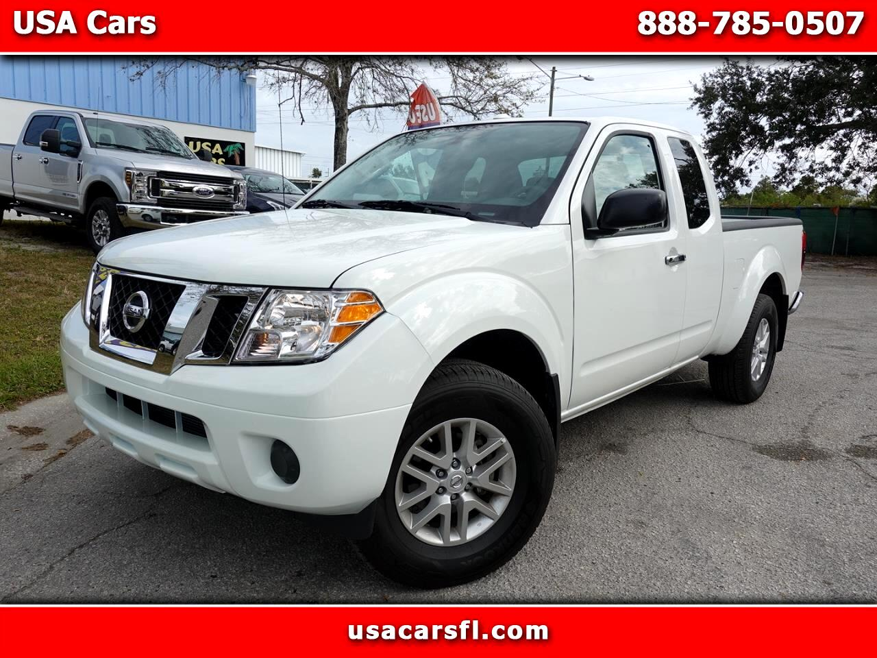 2018 Nissan Frontier King Cab 4x4 SV V6 Auto