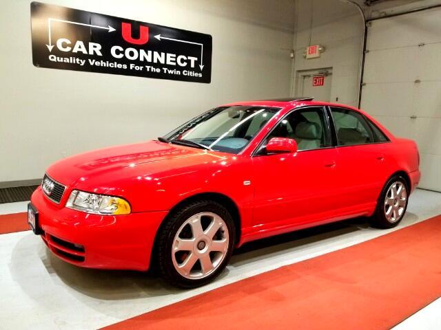 2000 Audi S4 2.7T