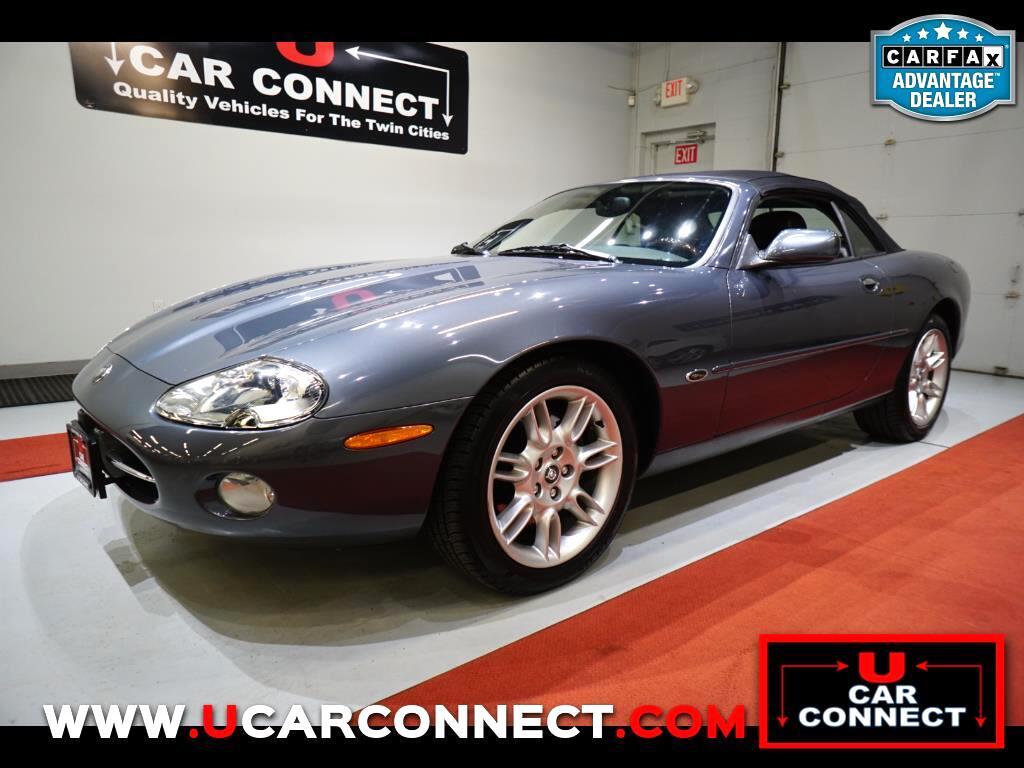 2002 Jaguar XK-Series XK8 Convertible