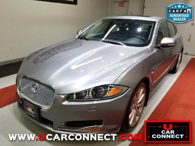 2013 Jaguar XF-Series XF 3.0L V6 SC AWD