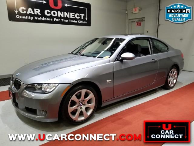 2009 BMW 3-Series 328xi Coupe - SULEV