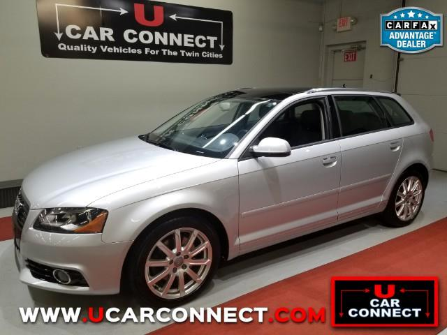 2011 Audi A3 2.0T quattro with S tronic