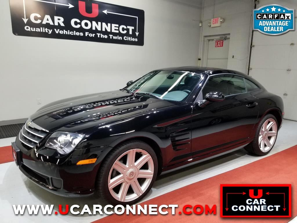 2006 Chrysler Crossfire 2dr Cpe