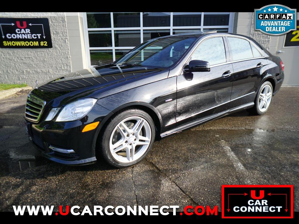 2012 Mercedes-Benz E-Class 4dr Sdn E 350 Luxury 4MATIC