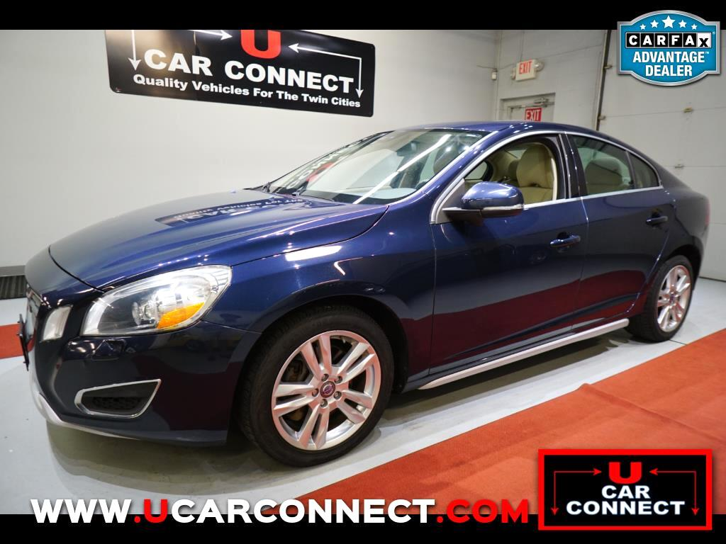 2012 Volvo S60 AWD 4dr Sdn T6