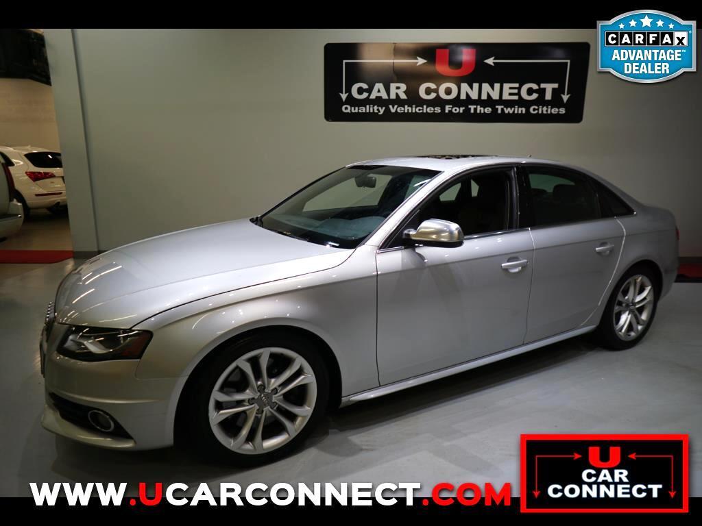 2010 Audi S4 4dr Sdn S Tronic Premium Plus