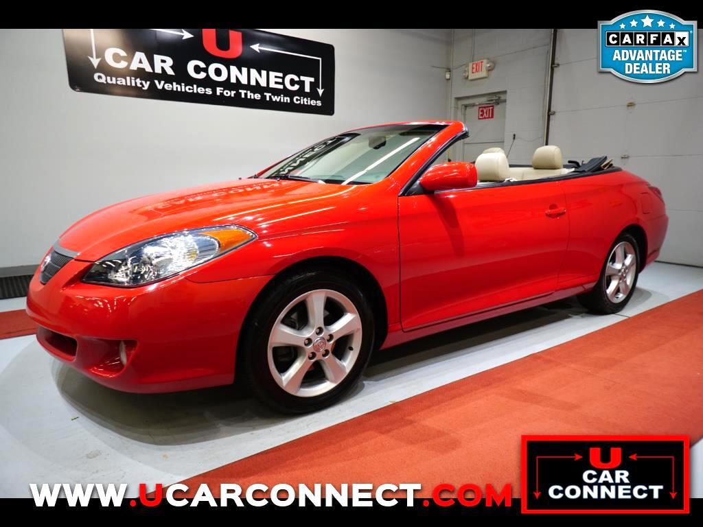 2005 Toyota Camry Solara 2dr Conv SE V6 Auto (Natl)
