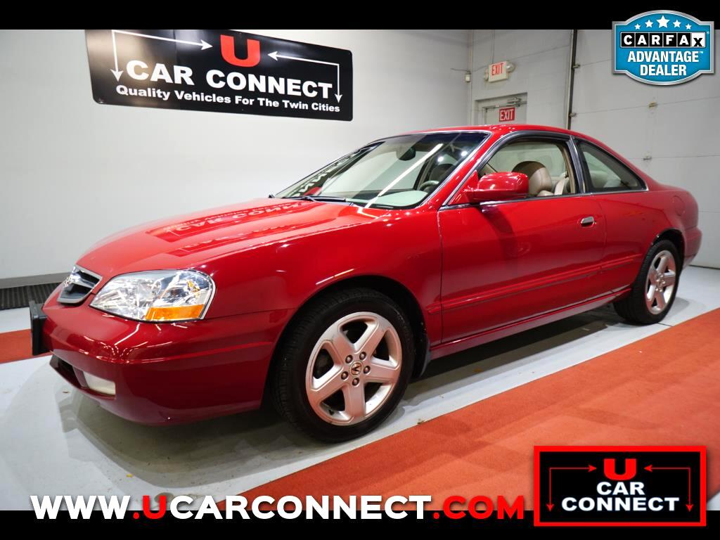 2002 Acura CL 2dr Cpe 3.2L Type S