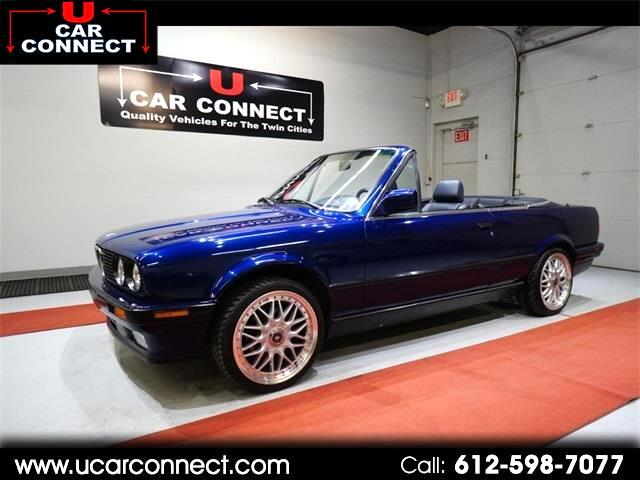 1991 BMW 3 Series 2dr Convertible 325iC