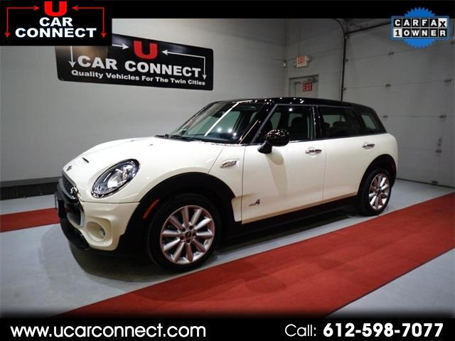 2017 MINI Clubman Cooper S ALL4