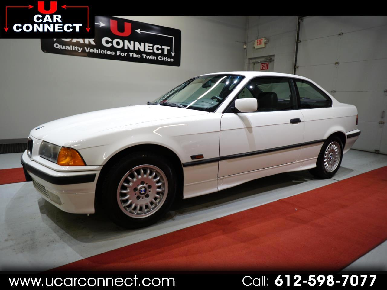 1995 BMW 3 Series 325is