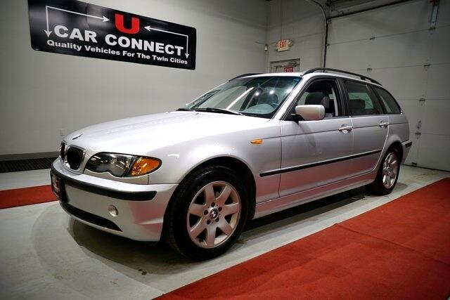 2004 BMW 3 Series 325xi 4dr Sports Wgn AWD