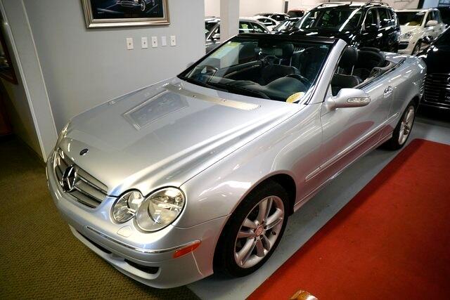 2008 Mercedes-Benz CLK-Class 2dr Cabriolet 3.5L