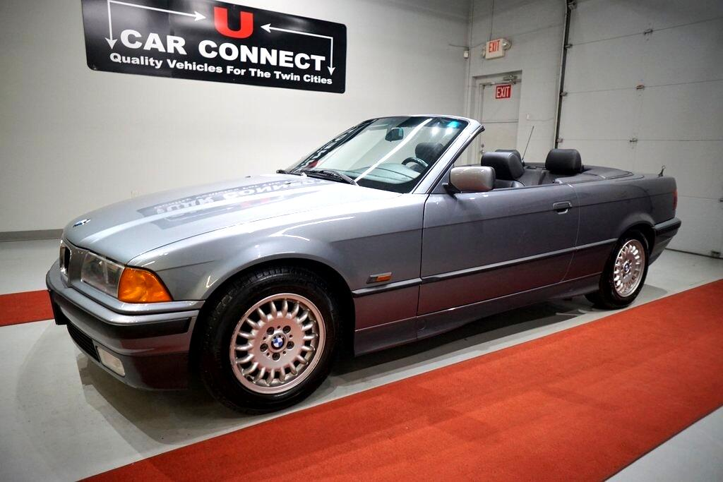 1995 BMW 3 Series 2dr Convertible 325iC