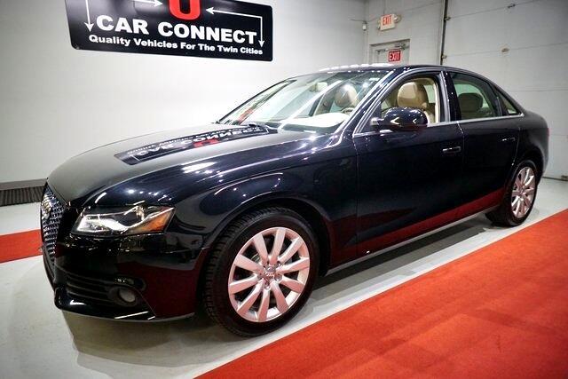 2012 Audi A4 4dr Sdn Man quattro 2.0T Premium