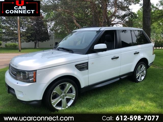 2011 Land Rover Range Rover Sport 4WD 4dr SC