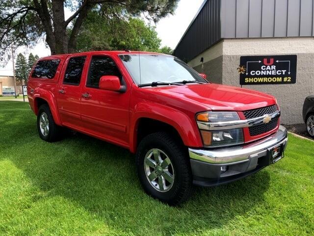 "2010 Chevrolet Colorado 4WD Crew Cab 126.0"" LT w/2LT"