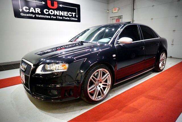 Audi RS 4 4dr Sdn 2007