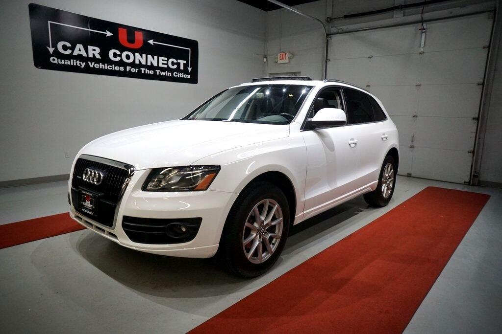 2009 Audi Q5 quattro 4dr 3.2L Premium Plus
