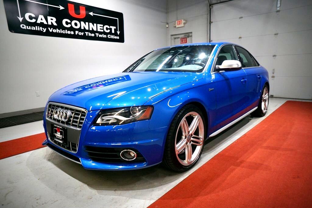 2011 Audi S4 4dr Sdn S Tronic Premium Plus