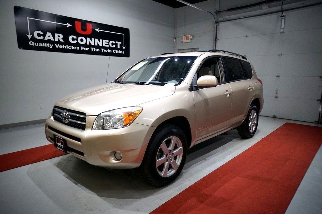 2008 Toyota RAV4 4WD 4dr 4-cyl 4-Spd AT Ltd (Natl)
