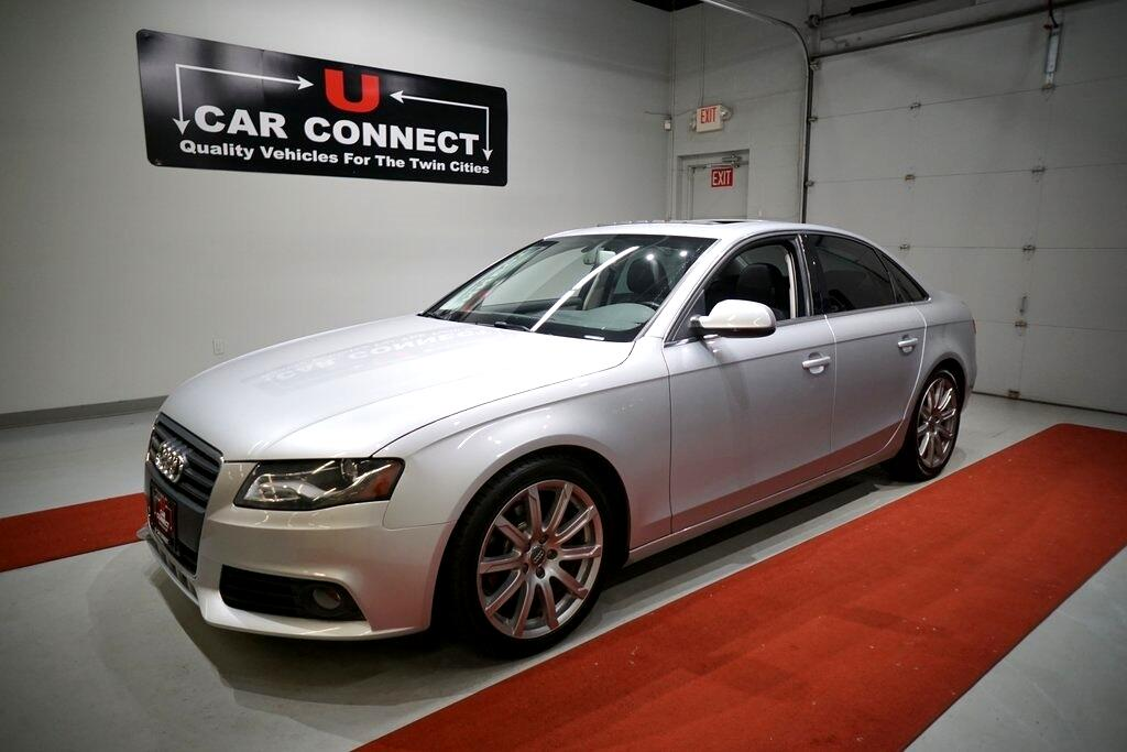 2010 Audi A4 4dr Sdn CVT FrontTrak 2.0T Premium  Plus