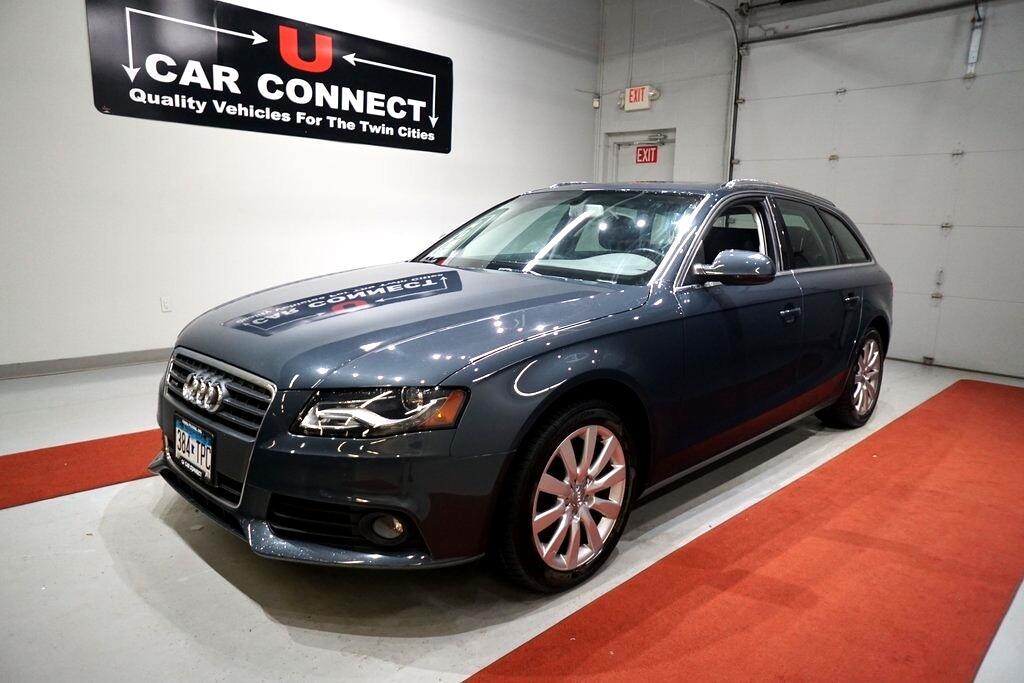 2010 Audi A4 4dr Avant Wgn Auto quattro 2.0T Premium  Plus