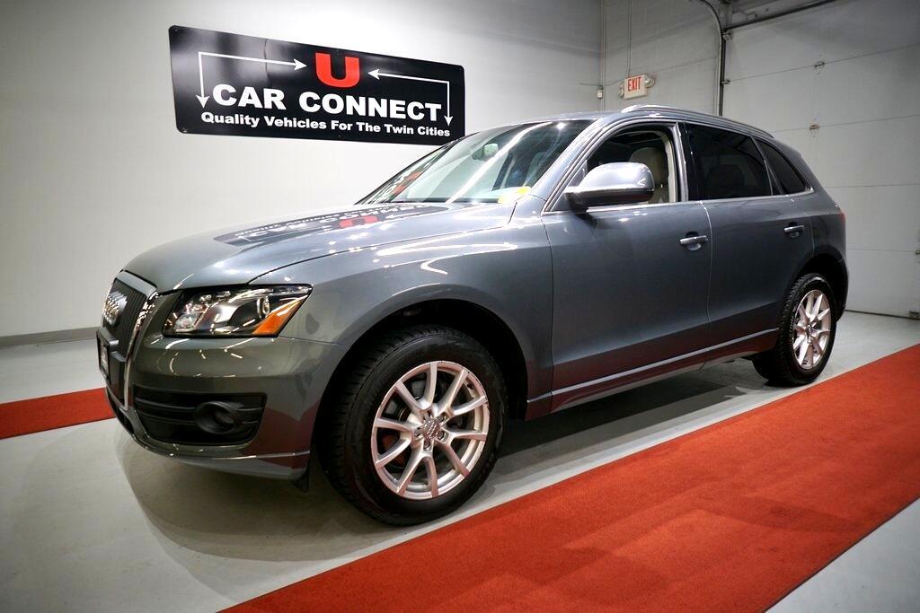 Audi Q5 quattro 4dr 2.0T Premium Plus 2012