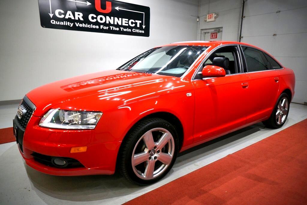 Audi A6 4dr Sdn 4.2L quattro *Ltd Avail* 2008