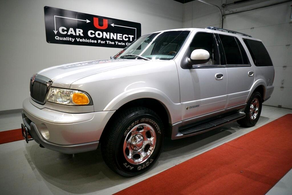 2000 Lincoln Navigator 4dr 4WD