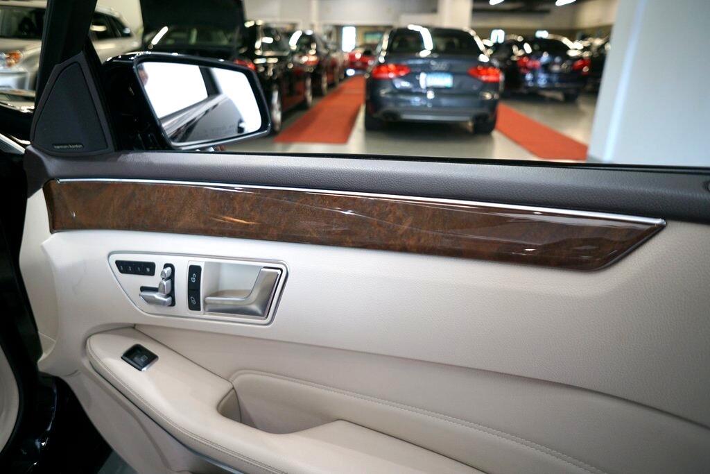 Mercedes-Benz E-Class 4dr Sdn E 350 Sport 4MATIC 2014