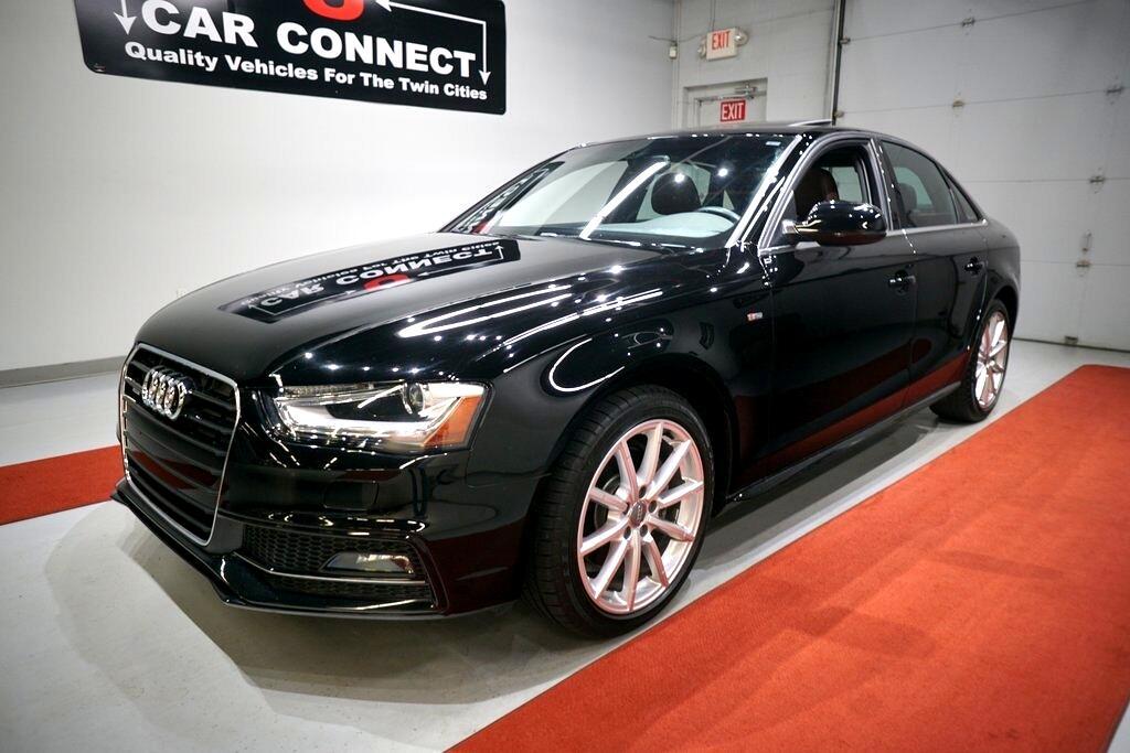 Audi A4 4dr Sdn Auto quattro 2.0T Premium 2015