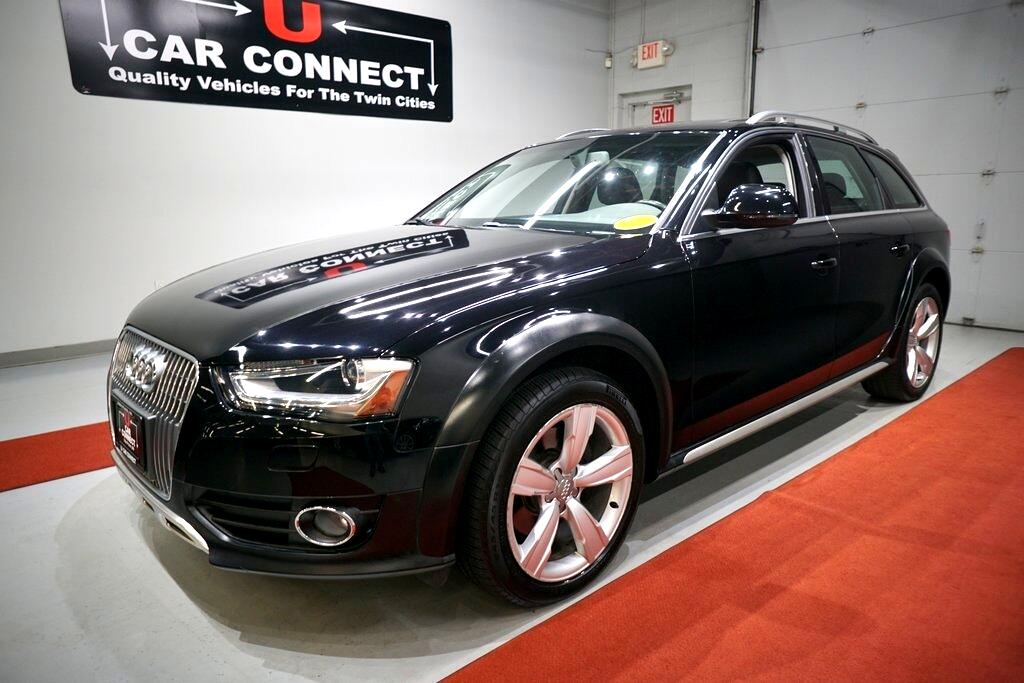 Audi allroad 4dr Wgn Premium  Plus 2014