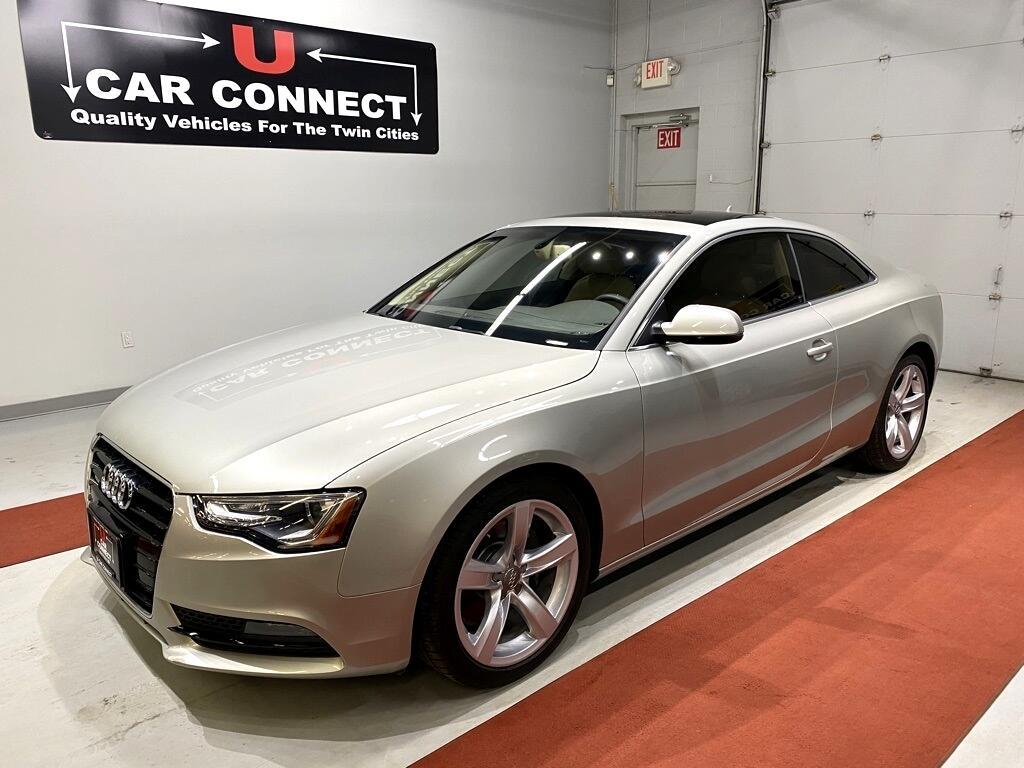 Audi A5 2dr Cpe Auto quattro 2.0T Premium Plus 2013
