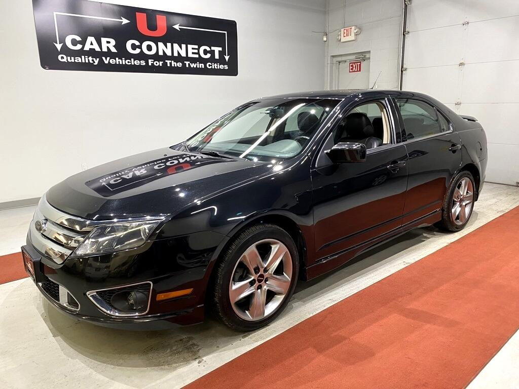 Ford Fusion 4dr Sdn SPORT AWD 2010