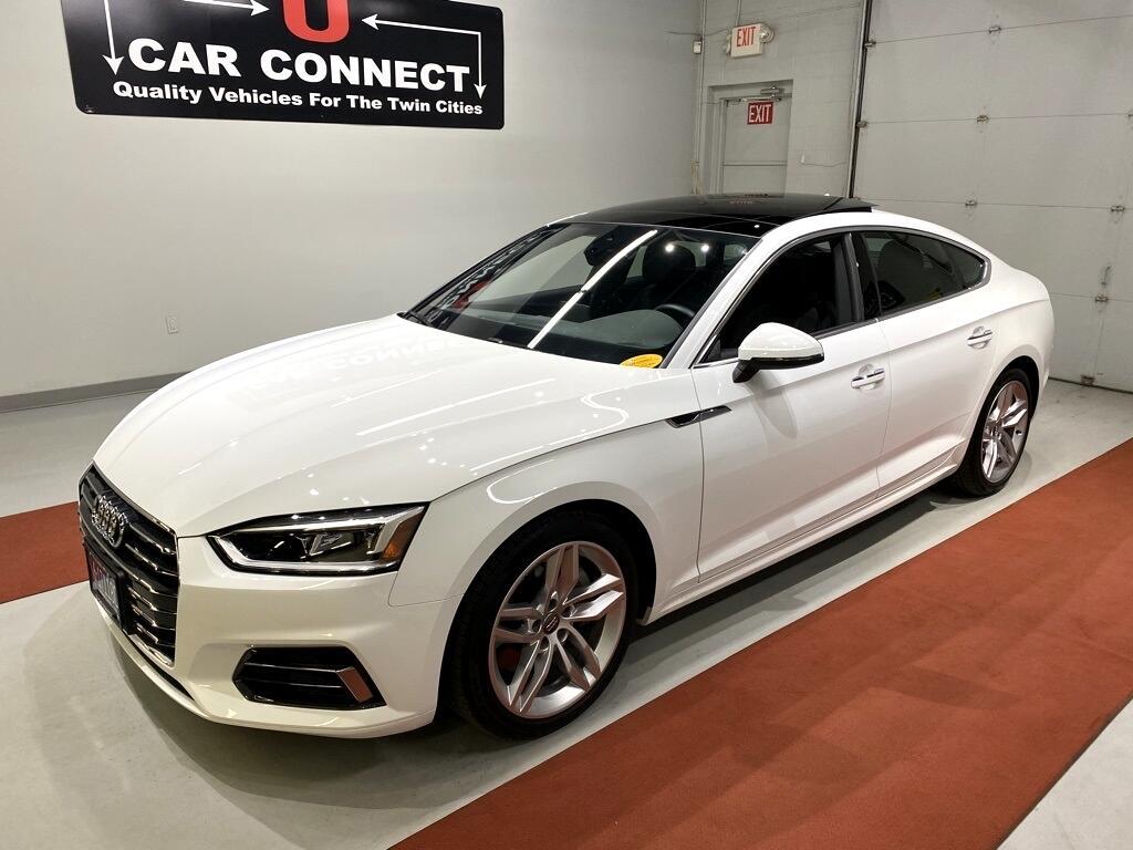 Audi A5 Sportback Premium 45 TFSI quattro 2019