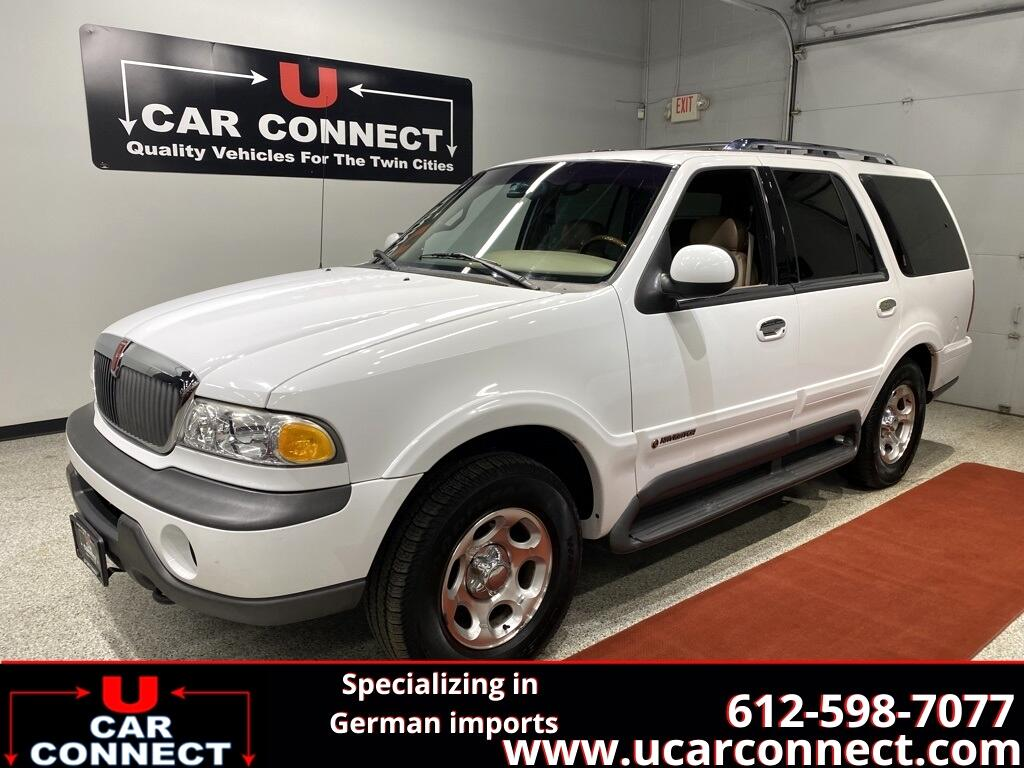 Lincoln Navigator 4dr 4WD 1999