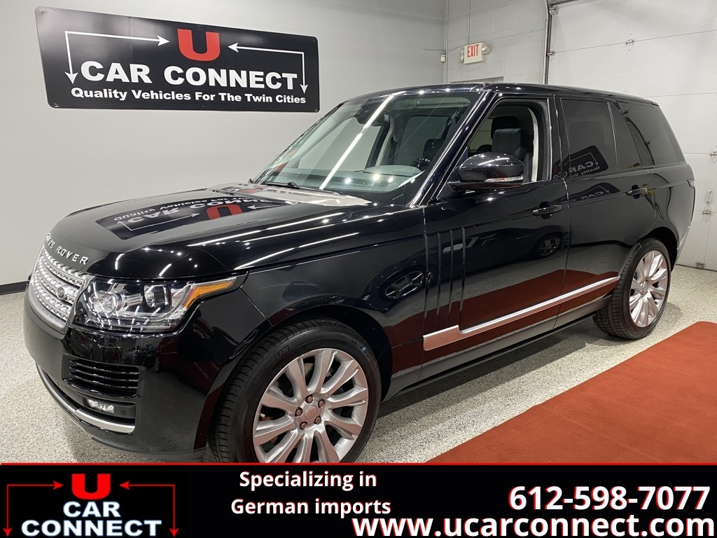 Land Rover Range Rover 4WD 4dr Supercharged 2015