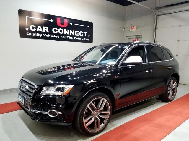 2016 Audi SQ5 3.0T Prestige quattro
